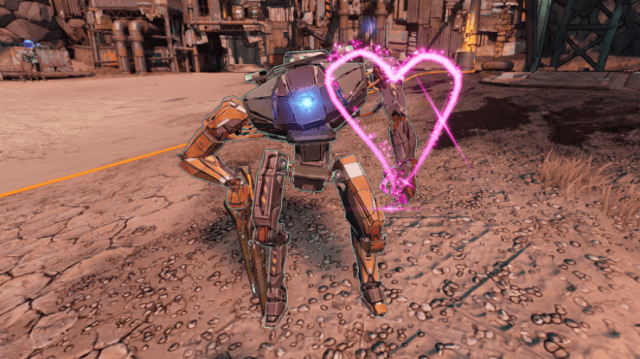 Borderlands 3 FL4K Loaderbot Companion