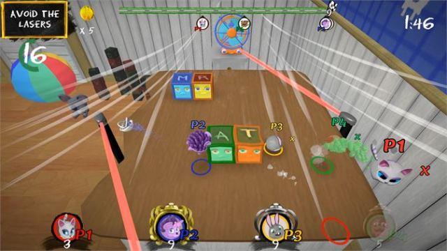 FuzzBall Xbox