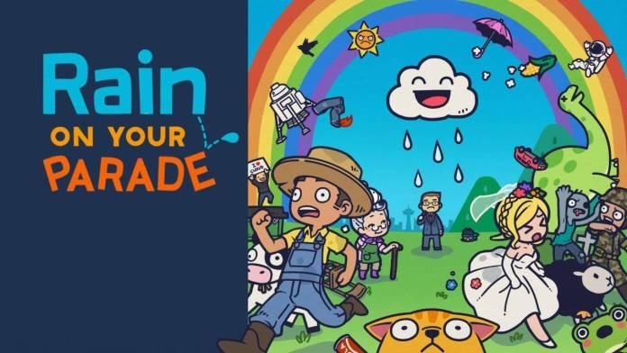 Rain on your Parade logo