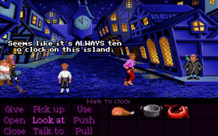 The Secret of Monkey Island 1990