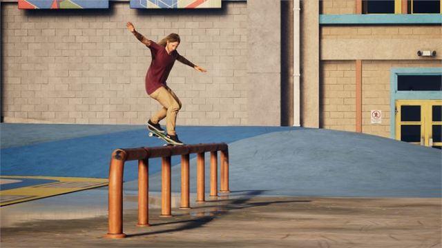 Tony Hawk's Pro Skater 1 + 2 Xbox