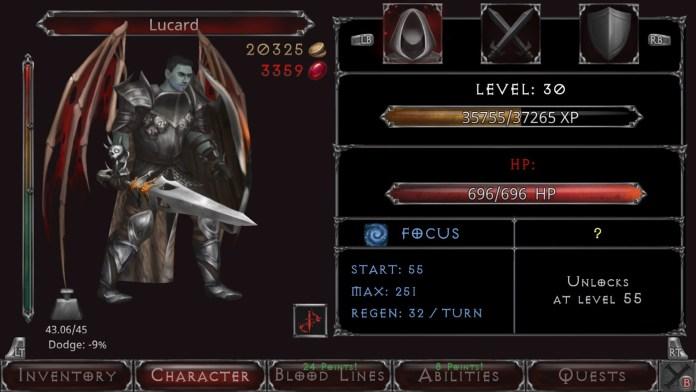 Vampire's Fall: Origins Xbox