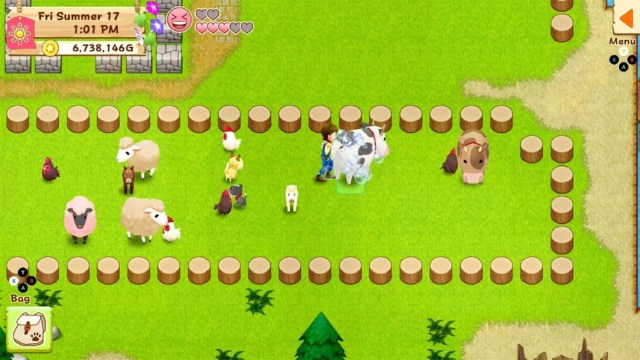 harvest moon light of hope review xbox 1