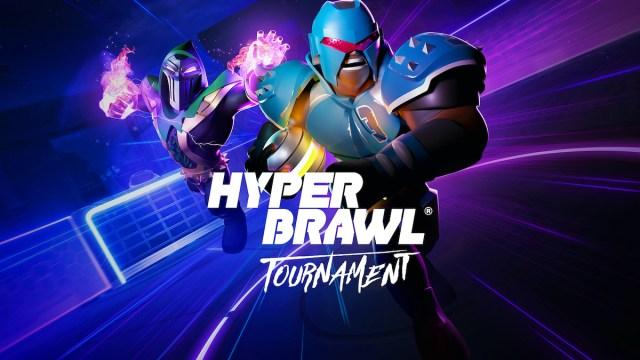 HyperBrawl Tournament logo