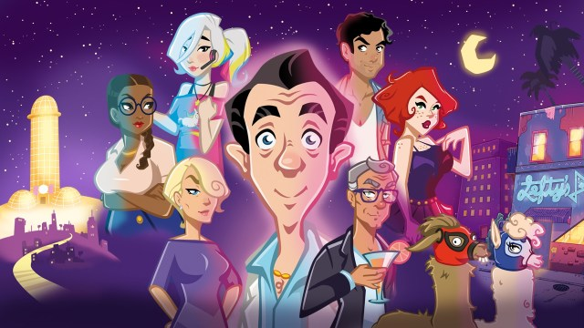leisure suit larry xbox one