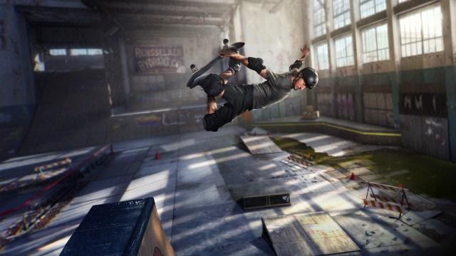 tony hawks pro skater xbox one
