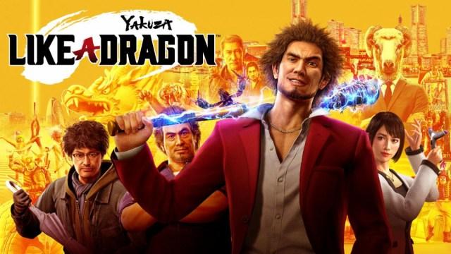 yakuza like a dragon xbox