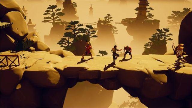 9 Monkeys of Shaolin Xbox