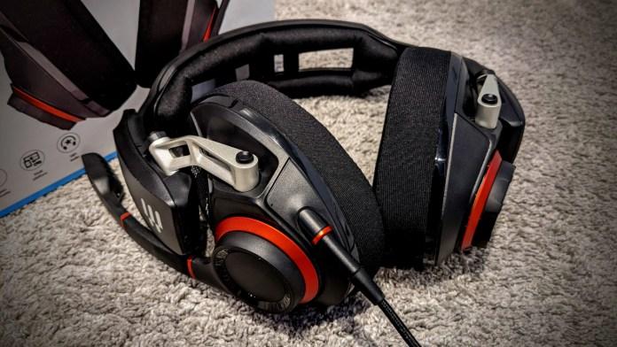 EPOS SENNHEISER GSP 500 Headset review 2