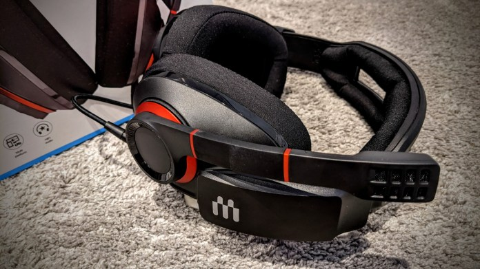 EPOS SENNHEISER GSP 500 Headset review 3
