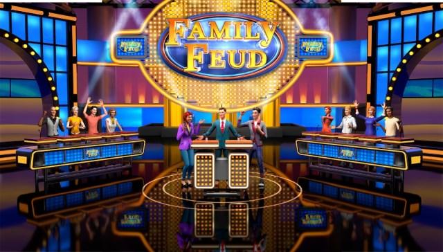 Family Feud xbox