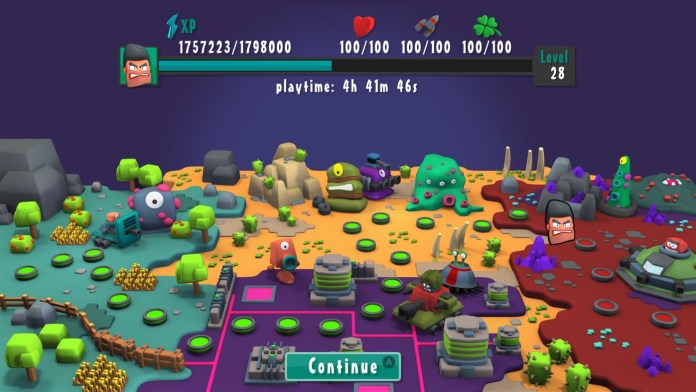 MonsterBlast Review
