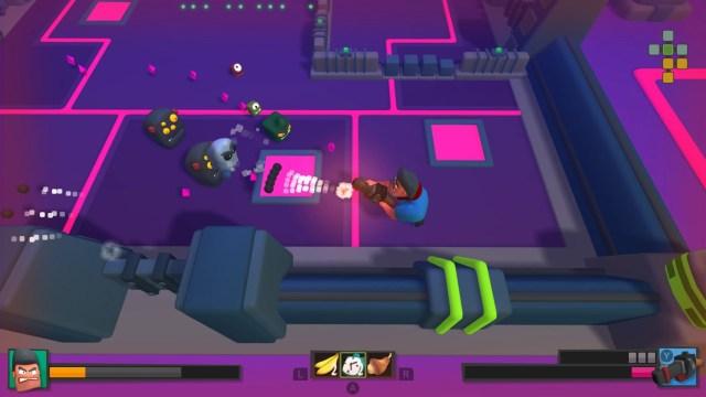 MonsterBlast Xbox Review