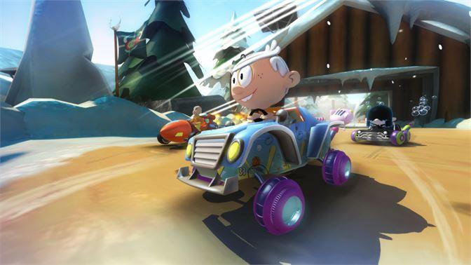 Nickelodeon Kart Racers 2: Grand Prix Xbox