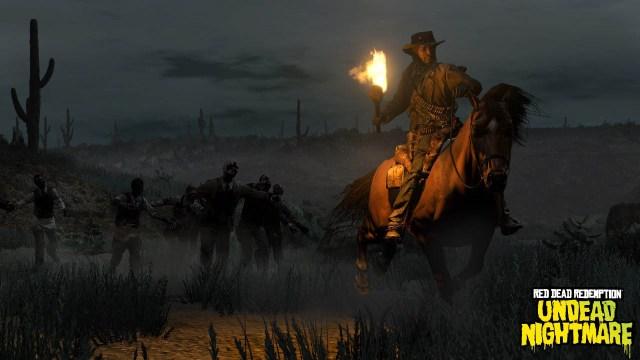 Read Dead Redemption: Unknown Nightmare