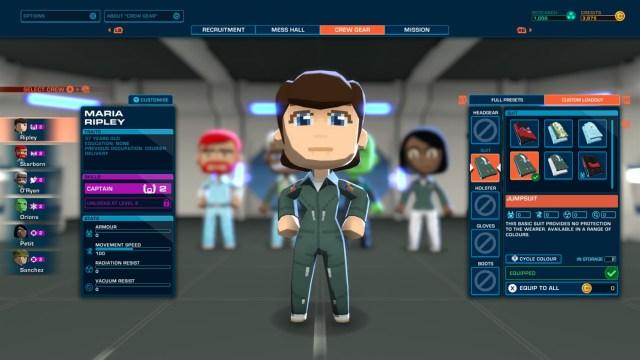 Space Crew Xbox