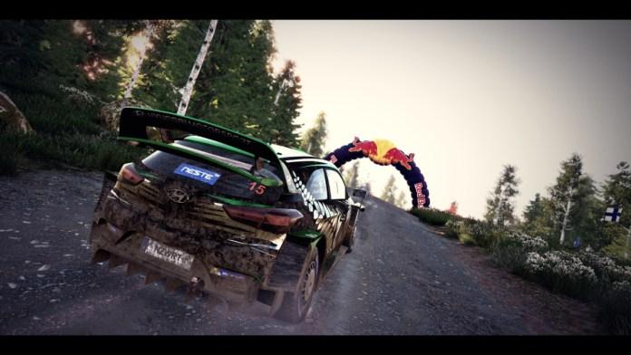 WRC9 Finland_Paddon