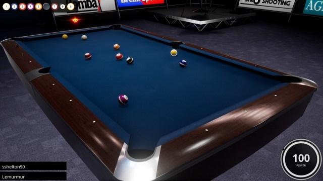 Brunswick Pro Billiards xbox