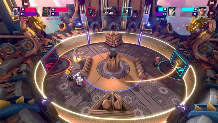 hyperbrawl tournament launch xbox