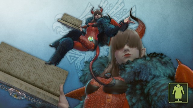 monster hunter world Cute Demoness Costume
