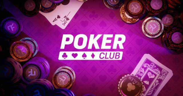 poker club art