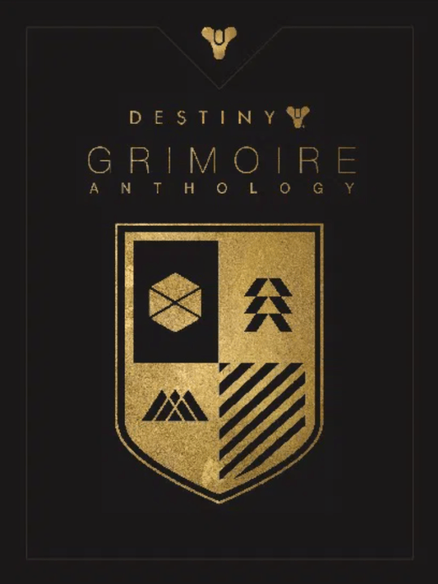 Destiny Grimoire Anthology Dark Mirror (Volume 1)