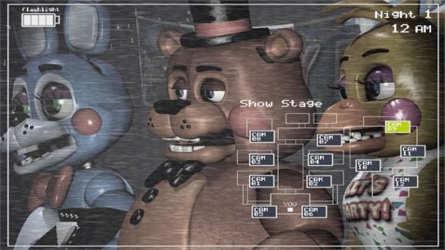 Freddy's Nights at Freddy's 2 Review