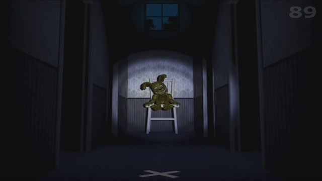 Five Nights at Freddy's 4 Xbox