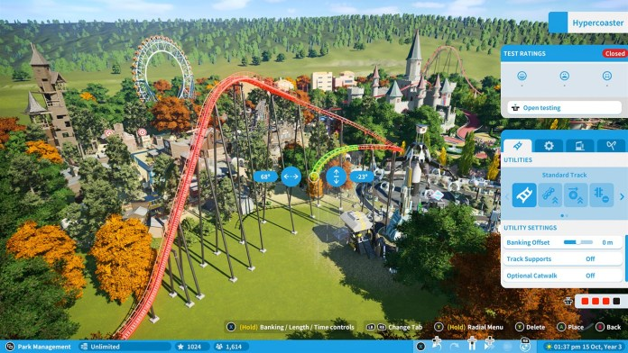 Planet Coaster: Console Edition Xbox