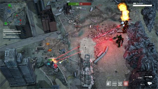 Techwars Global Conflict Xbox