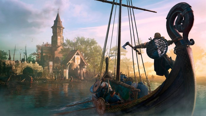 assassins creed valhalla review xbox 4
