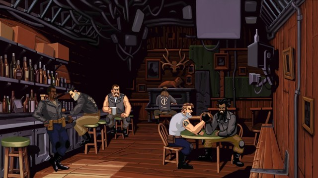 full throttle remastered review xbox 2