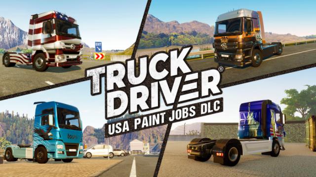 truck driver usa paint jobs dlc