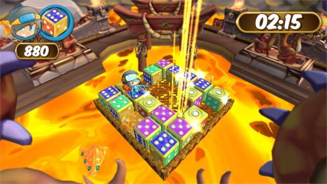 Cube Raiders Review