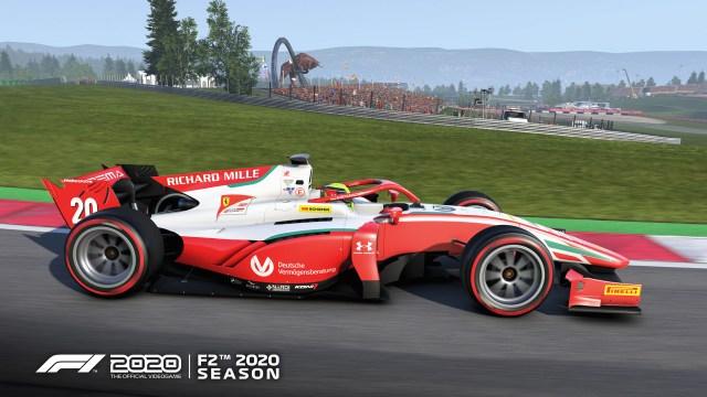 f1 2020 f2 update mick schumacher