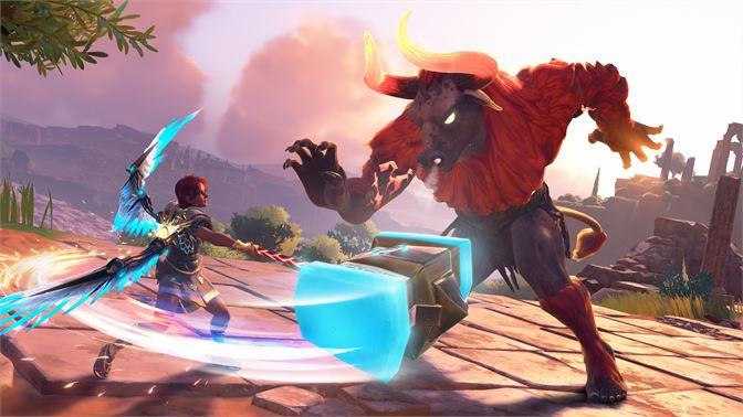 Immortals Fenyx Rising Xbox Review