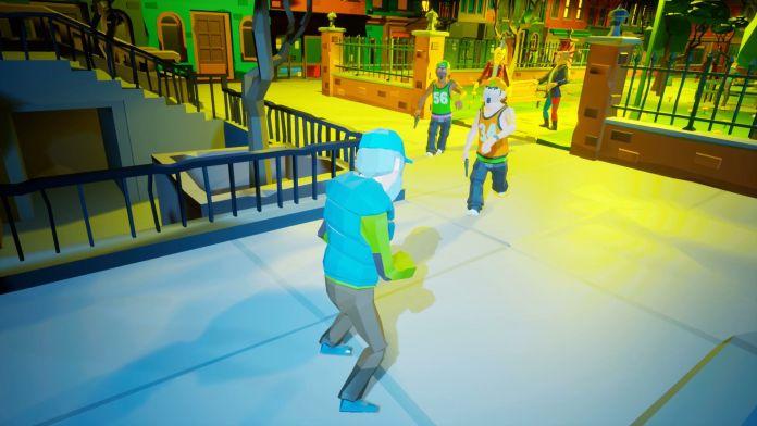 Drunken Fist Xbox Review