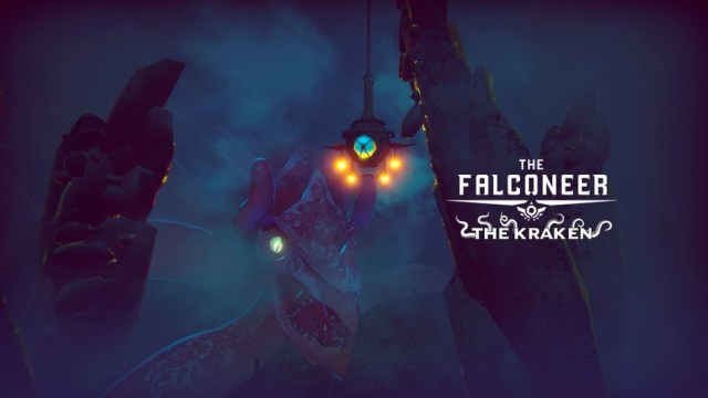 the falconeer the kraken dlc