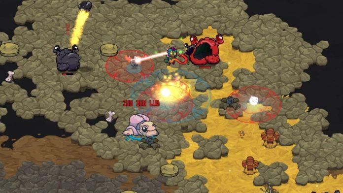 Crashlands Review