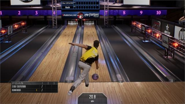 PBA Pro Bowling 2021 Xbox