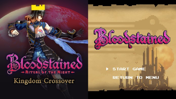 bloodstained kingdom crossover