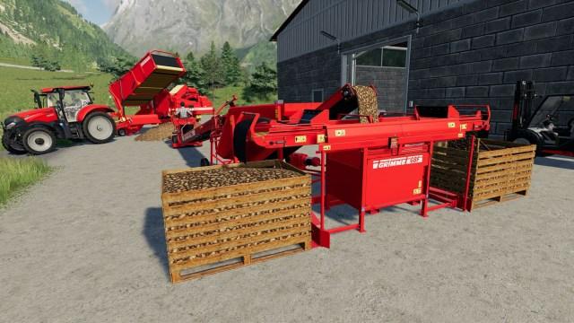 farming sim 19 grimme