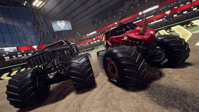 monster jam steel titans 2 xbox