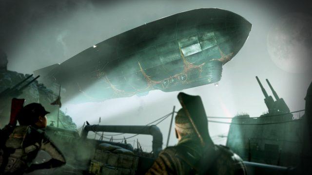 zombie army 4 Dead Zeppelin