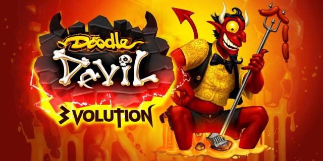 Doodle Devil 3volution xbox