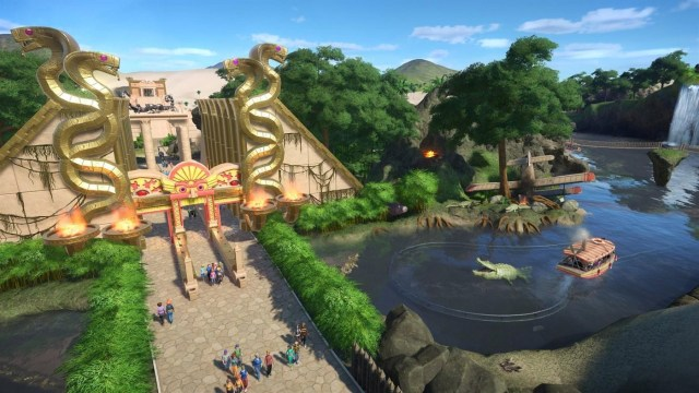 Planet Coaster: Adventure Pack