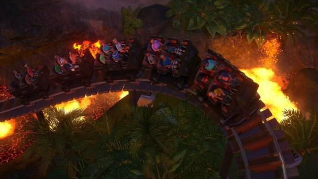 Planet Coaster: Adventure Pack DLC