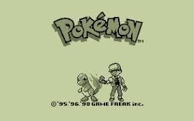 Pokemon Red and Green