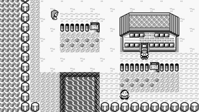 Pokemon Red and Green 1996