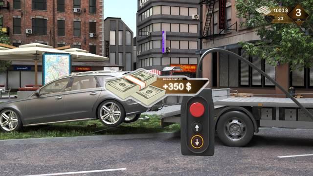 Roadside Assistance Simulator 03